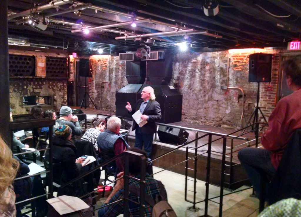 Songwriting Seminar at Singer Songwriter Cape May 2015