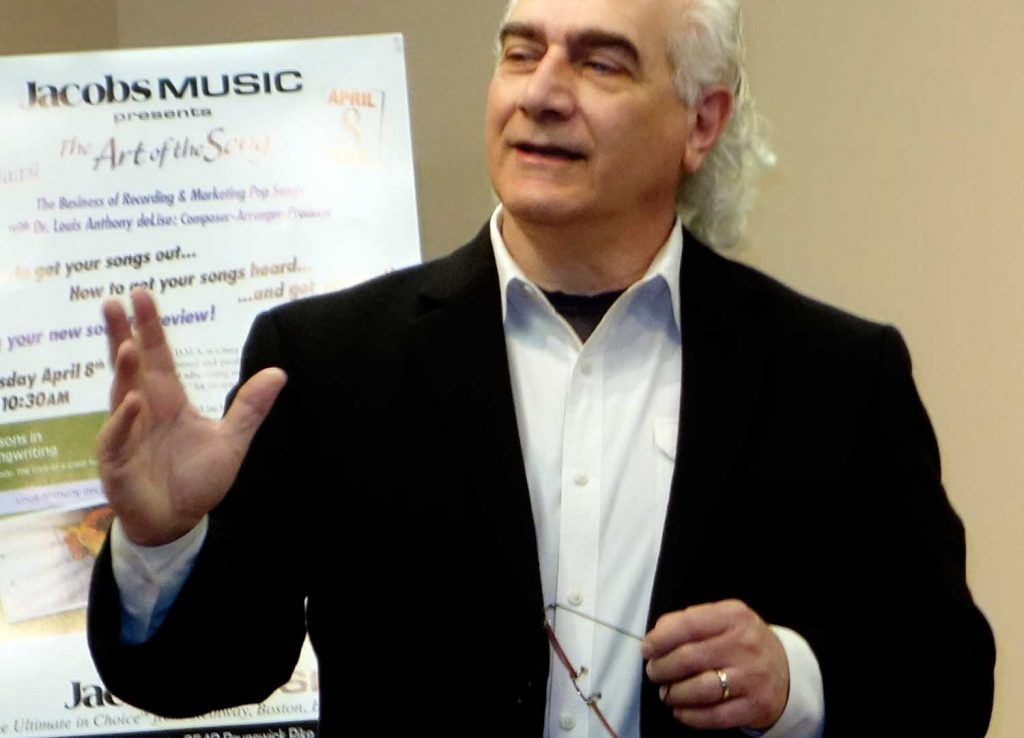 Seminar for Jacobs Music