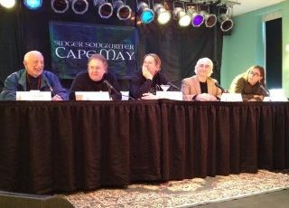 Joe Tarsia, Joe Donofrio, David Ivory, deLise and Joe DeLucca
