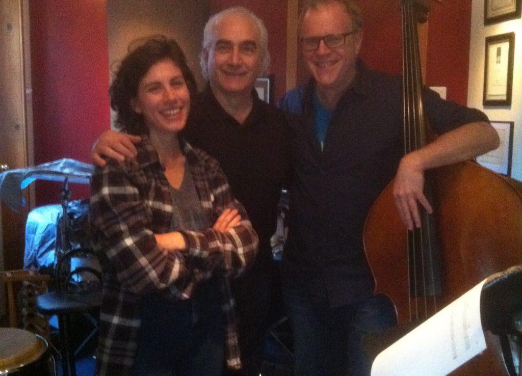 Liz, Louis and Steve Beskrone