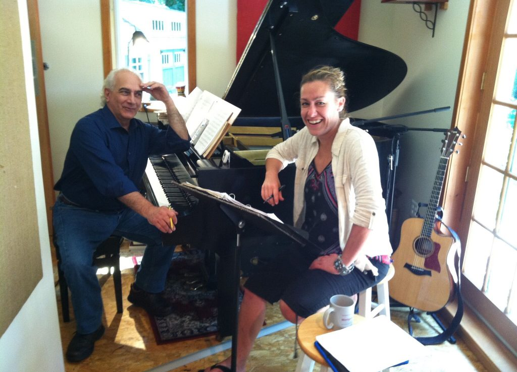 Writing Session with Josi Davis